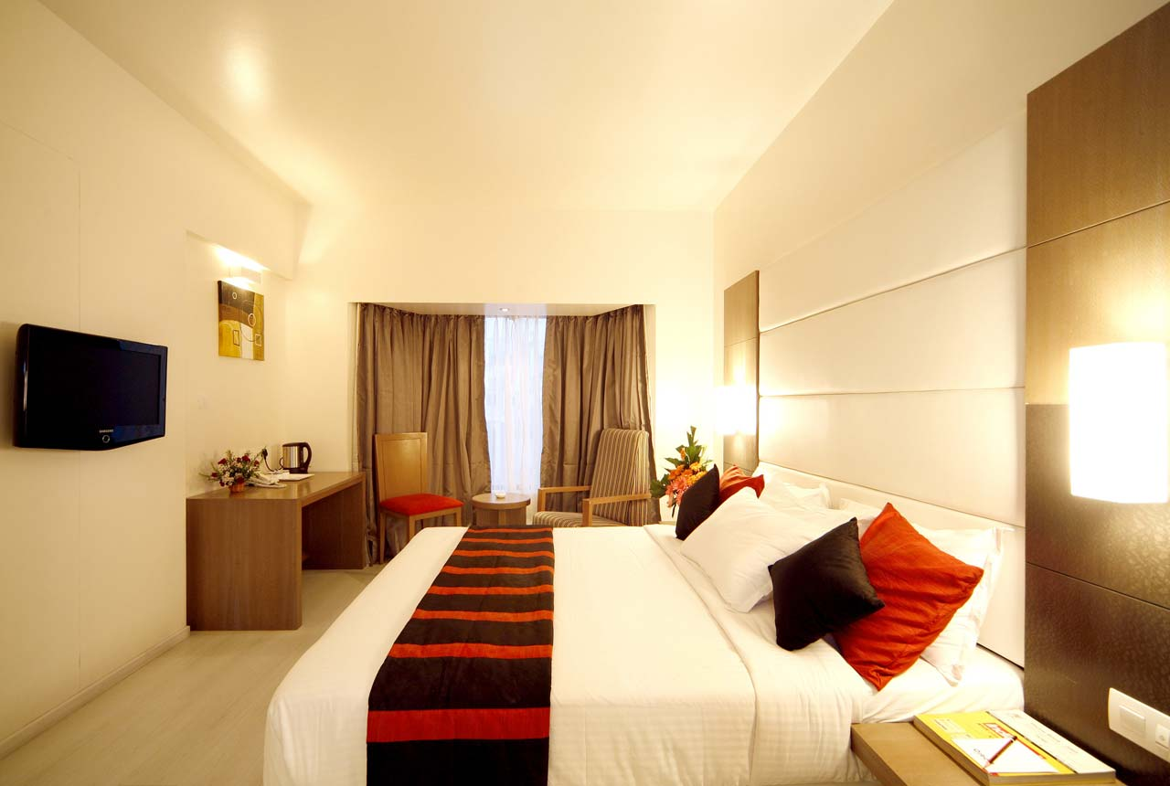 Specious & contemporary in design in luxurious hotel in pune