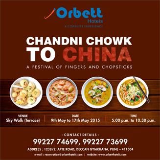 Orbett hotel is one of the best hotels in Pune near Deccan Gymkhana