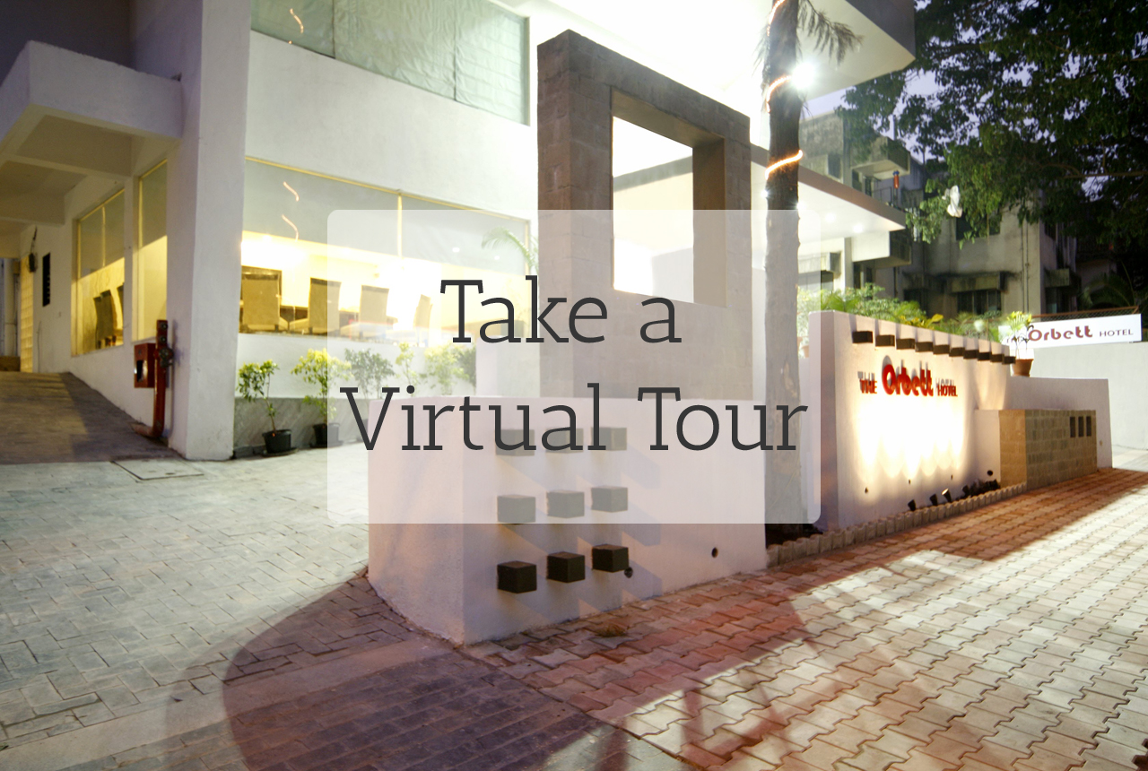 Take a Virtual Tour of Hotels near deccan gymkhana Pune